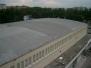 Ремонт мягкой кровли здания Дворца зрелищ и спорта, г. Томск