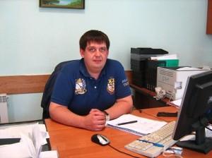 Начальник отдела снабжения Колмаков Максим Сергеевич