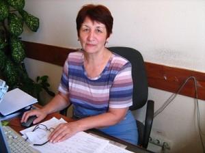 Начальник сметно-договорного отдела Зеленина Надежда Дмитриевна