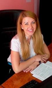 Офис-менеджер Митрохина Оксана Владимировна