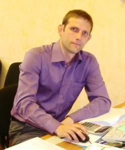 Производитель работ в Новосибирске Скляренко Владимир Анатольевич