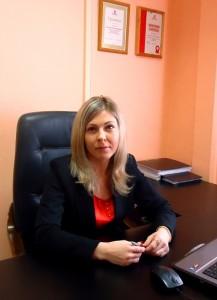 Ратникова Ольга Александровна, руководитель представительства в г. Кемерово