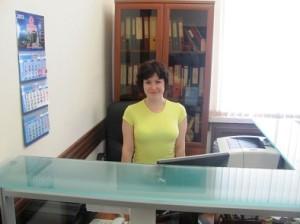 Секретарь Брызгалова Анна Сергеевна